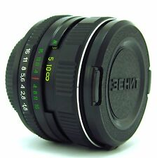 -NEW- HELIOS 77m-4 f1.8/50mm MADE in USSR-1991 year №9117425