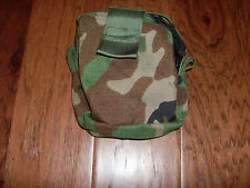 U.S MILITARY MOLLE 11 MEDIC POUCH WOODLAND CAMOUFLAGE NEW FIRST AID