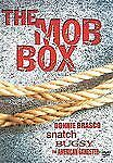 NEW The Mob Box Set (DVD, 2006, 4-Disc Set, with Collectible Scrapb