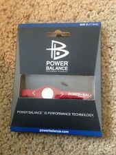 Brand New Power Balance Red Small