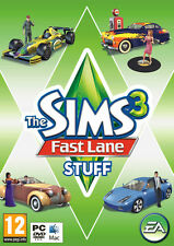 Sims 3: Fast Lane Stuff (Windows/Mac, Region-Free) Origin Download