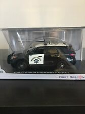 First Response Replicas 1/43 Police Ford Utility California Highway Patrol CHP