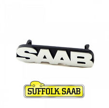 SAAB 95 9-5 9400 98-05MY CHROME GRILLE BADGE EMBLEM 4830071 GENUINE SUFFOLK