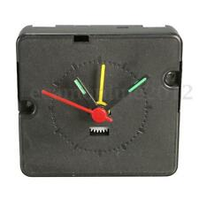 Quartz Clock Movement Mechanism Module Battery Operated DIY Tool Kit W/ Hands