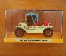 Ziss Euro-Modell 1907 Ford Model T Roadster With Case Made in Germany