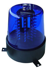 Ibiza Blue LED XL Beacon Police Light Effect DJ Disco Lighting