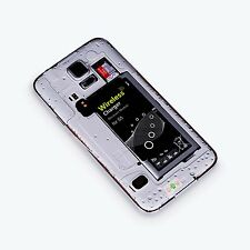 Qi Wireless Charging Receiver For Samsung Galaxy S5 Support S View Flip Case