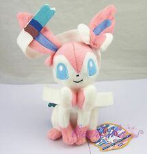 Sylveon/Nymphia Pokemon Best Wishes Plush Doll Gift