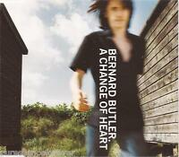 BERNARD BUTLER - A Change Of Heart (UK 3 Trk CD Single)