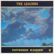 THE LEADERS: Unforseen Blessings BLACK SAINT Free Jazz Cecil McBee LP NM-