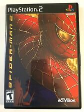 Spiderman 2 - Playstation 2 - Replacement Case - No Game