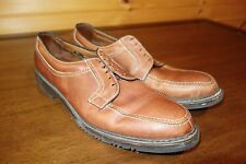 Allen Edmonds Wilbert Beautiful Tan Light Brown Oxford Dress Shoe Size 13 A USA