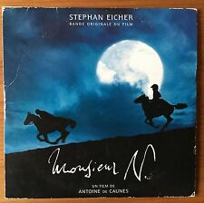 Stephan Eicher CD Bande Originale Du Film Monsieur N. - Promo - France (VG/EX)