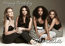 PERSONALISED LITTLE MIX BIRTHDAY ANY OCCASION CARD