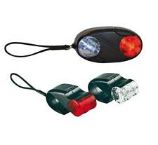 Cordo Citylite Automatic Bike Front & Rear Compact Bright Beam LED Lights Mini
