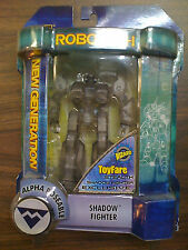 Robotech New Generation Shadow Fighter STEALTH  toyfare EX  NEW FREE SHIP US