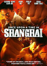 Once Upon a Time in Shanghai (DVD) ~ New & Factory Sealed!