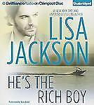 He's the Rich Boy by Lisa Jackson (2013, CD, Unabridged)