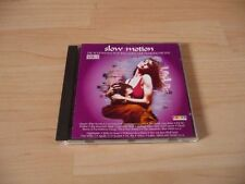 CD Slow Motion Vol. 5: David Bowie & Pat Metheny Queen Annie Lennox Chris Isaak