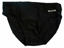 REEBOK Boys Core Swim Brief Kinder Jungen Badehose Schwimm schwarz Gr. 122 (JS)