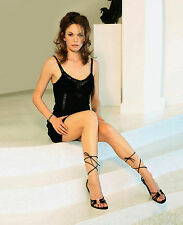 DIANE LANE 8x10 PHOTO PICTURE PIC HOT SEXY LEGS NEGLIGEE AND HIGH HEELS 7