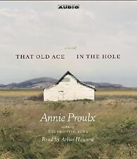 That Old Ace in the Hole by E. Annie Proulx 2002 CD Abridged 6 Discs Ex Library