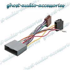 ISO Arnés De Cableado Conector Adaptador Telar Plomo Estéreo Radio Para Honda CRV
