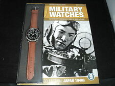 Eaglemoss Military Watches - Issue 9 - Japanese Airman Watch 1940s
