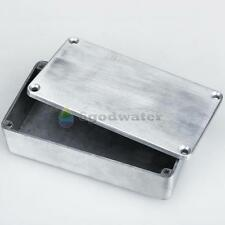 1590B Style Aluminium Metal Stomp Box Case Diecast Enclosure Guitar Effect Pedal