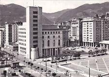 LA SPEZIA - Piazza Italia - Palazzo Comunale e Jolly Hotel 1961