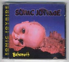 SONIC JOYRIDE Behemoth - CD