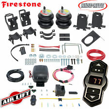 Firestone Ride Rite Air Bags AirLift Air Compressor for Ford F250 F350 F450 6.7L