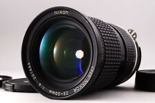 【EXC+++++】Nikon Ai-S Zoom NIKKOR 25-50mm F/4 35mm SLR Film from Japan #246