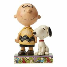 NEW OFFICIAL Peanuts Charlie Brown & Snoopy Classic Figure / Figurine 4042387