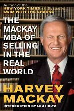 The Mackay MBA of Selling in the Real World, Mackay, Harvey, Good Book
