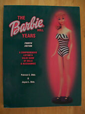 BARBIE DOLL & FURNITURE TOYS DISHES PRICE COLLECTOR BOOK 1959 - 2001