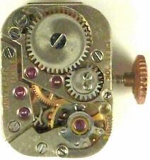 Universal Geneve 306 Mechanical - Complete Movement - Sold 4 Parts / Repair !