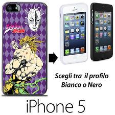 Le bizzarre avventure di JoJo Dio Brando COVER RIGIDA CUSTODIA IPHONE 5