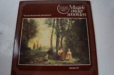 Muziek onder woorden De Laat Romantiek Duitsland II Stereo 15 (LP21)