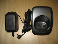 Uniden DCX14 Cordless Phone Handset Charger With PS-0035 AC Adapter