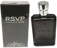 R.S.V.P Kenneth Cole Men Cologne 3.4 oz 3.3 edt NEW in Box rsvp