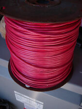 1000 FOOT NEW FIRE ALARM CABLE  2  CONDUCTOR # 18   300 VOLT TYPE FPL