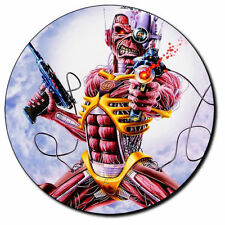 Parche imprimido, Iron on patch, /Textil sticker, Pegatina/ - Iron Maiden, A