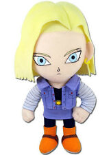 *NEW* Dragon Ball Z: Android #18 8'' Plush by GE Animation