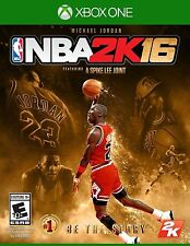 NBA 2K16 - Michael Jordan Special Edition (Microsoft Xbox One) - NEW - FREE SHIP