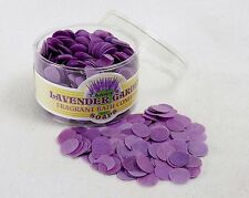 Lavender Gardens Bath Confetti ~ Fragrant Disc-Shaped Soap Flakes, T. Annie's