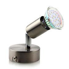 GU10 lampada LED da soffitto Faretti Spot parete Plafoniera Luce 1