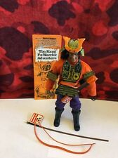 Matchbox Lesney Fighting Furies Action Figure Hook Kung Fu Warrior Adventure