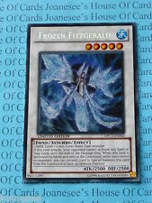 Frozen Fitzgerald DPCT-EN005 Secret Rare Yu-Gi-Oh Card English Ltd Edit Mint