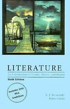 G, Literature: An Introduction to Fiction, Poetry, and Drama (6th Edition),